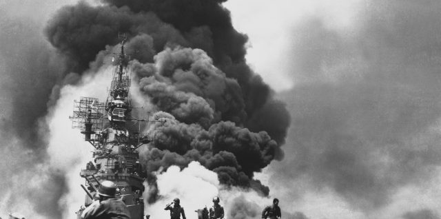The War in The Pacific Comes to An End